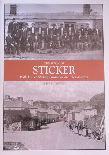 The Book of Sticker - with Lower Sticker, Paramoor and Hewaswater, by Peter G. Twining
